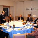 望年会を開催 紋別地区会