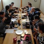 昼食会を開催