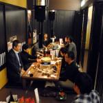 北昴輝学舎望年会を開催