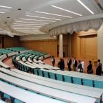 日本赤十字北海道看護大学を見学