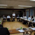 学校と企業の懇談会を開催