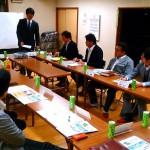 青年部・北昴輝学舎 2名の新会員が自社紹介!