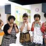 女性部たんぽぽの会でお菓子作り体験!