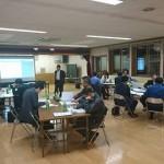 クロスSWOT分析研究会で、具体的な戦略づくり